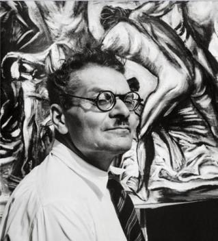 JOSÉ CLEMENTE OROSCO, um dos idealizadores do Muralismo mexicano, junto de David Alfaro Siqueiros e Diego Rivera