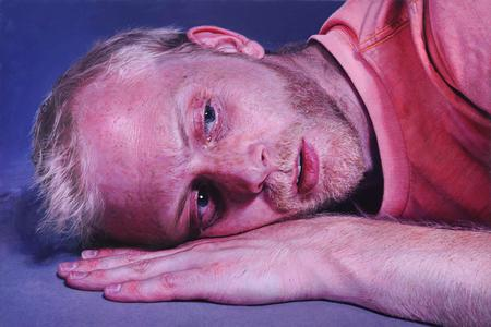 CRAIG WYLIE, 2013   (óleo sobre tela, 24x30.4cm)