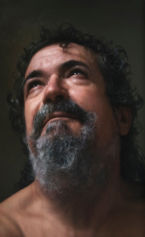 JAVIER ARIZABALO | (óleo sobre tela)