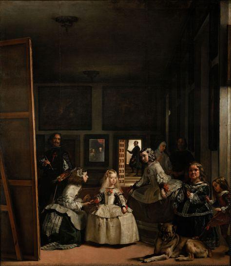 "DIEGO VELÁZQUEZ, ""As Meninas"" (1656)"