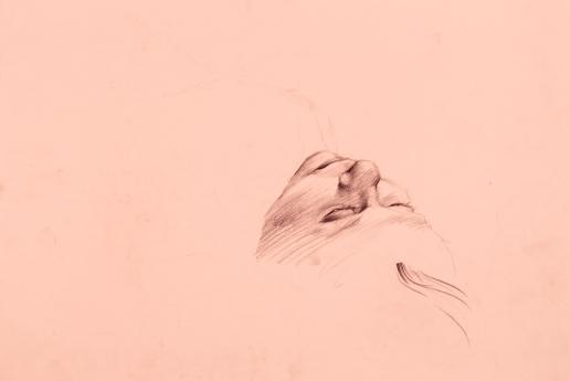 GUSTAVOT DIAZ (sketch a partir de modelo vivo) 2016/17