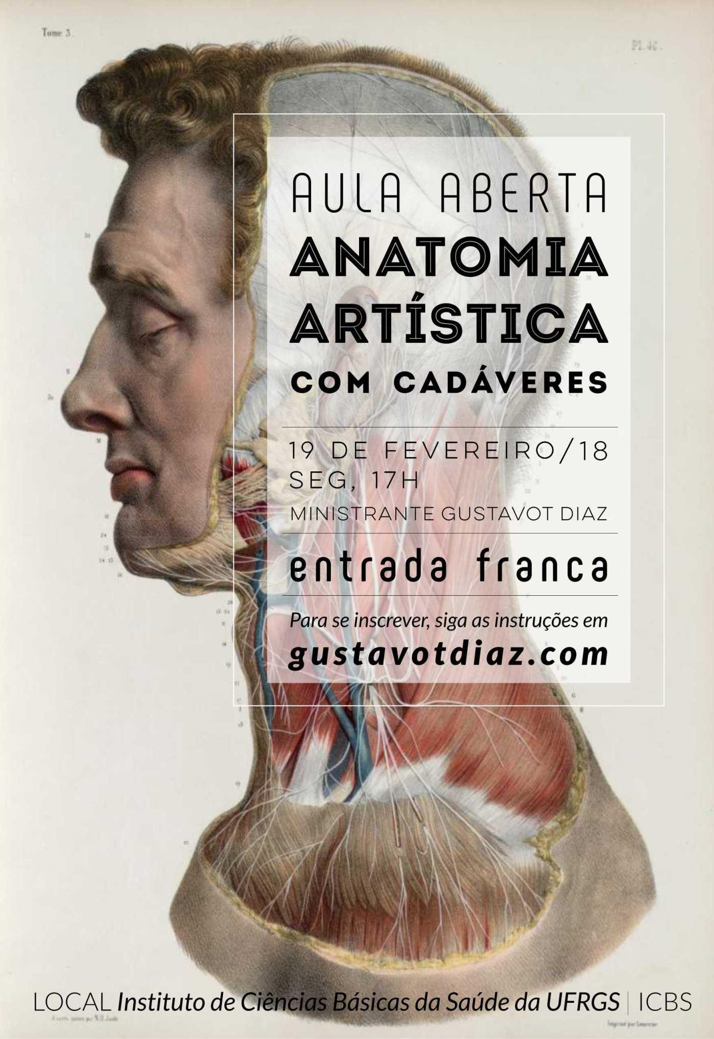Aula gratuita Anatomia 2018