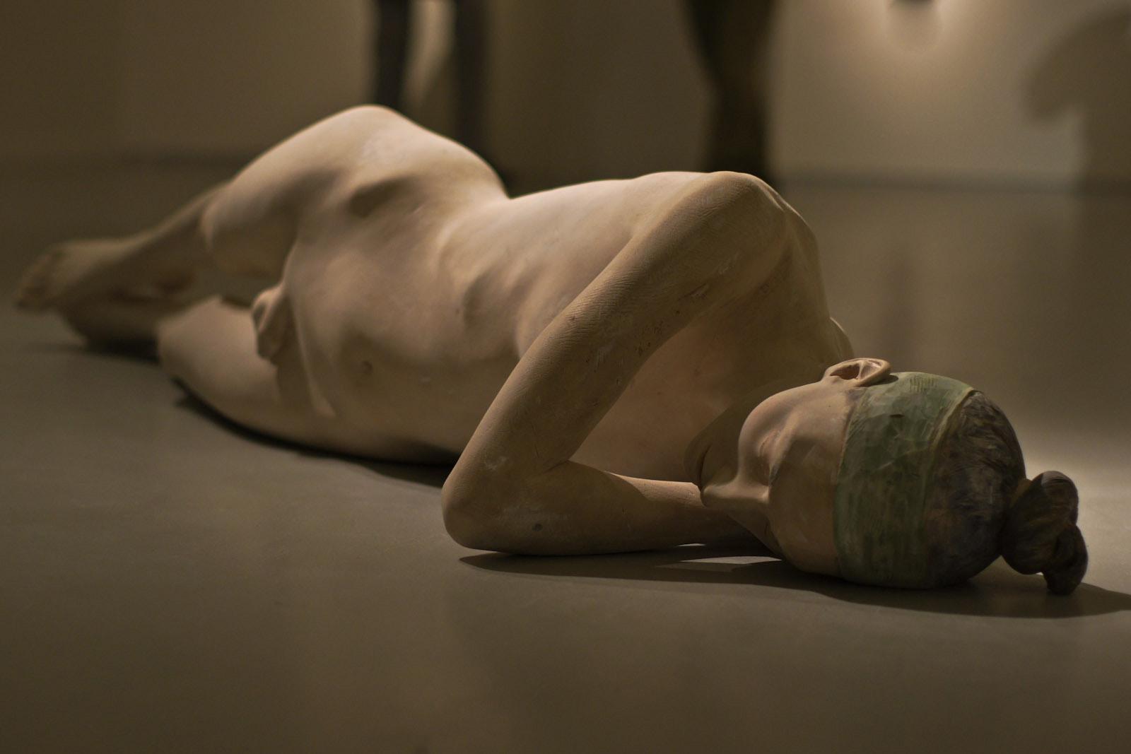 BRUNO WALPOTH, escultura em madeira