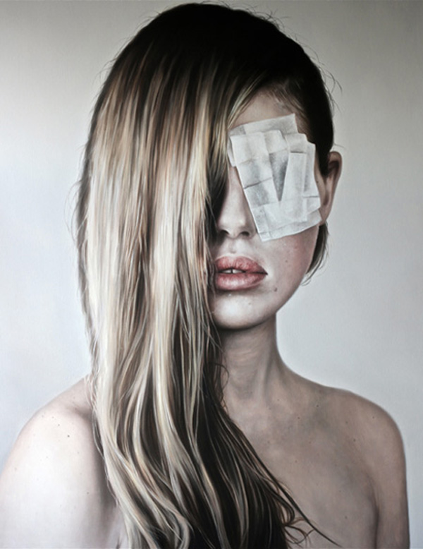 "MATT DOUST, ""If I cannot see, can you see me?"" 