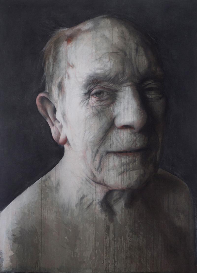 ANNEMARIE BUSSCHER, 2011 | acrílico sobre algodão
