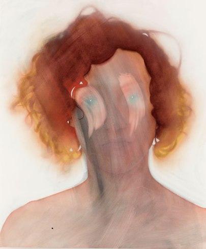 "JENNY MORGAN ""The Flood"", 2013 | óleo sobre tela (36 x 30 in)"