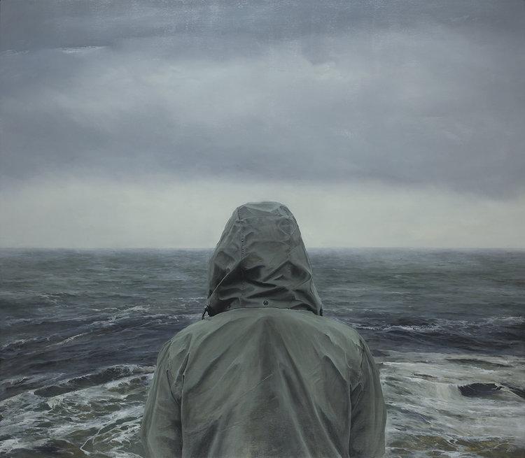 ADAM HALL | óleo sobre tela
