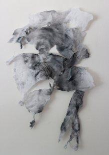 CLARA LIEI | carvão sobre papel sulfurisê