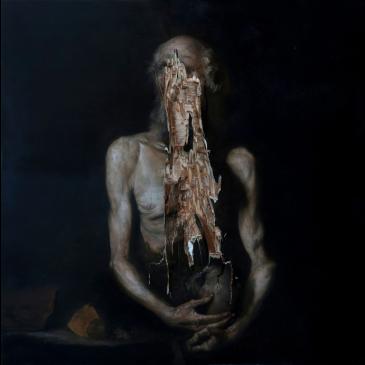 NICOLA SALMORI, Aperto (Il bene di Paolo), 2015